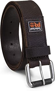 Timberland PRO mens 38mm Boot Leather Belt Belt