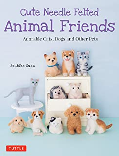 Best needle felted animals Reviews