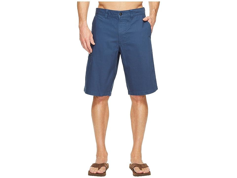 The North Face The Narrows Cargo Shorts (Shady Blue (Prior Season)) Men