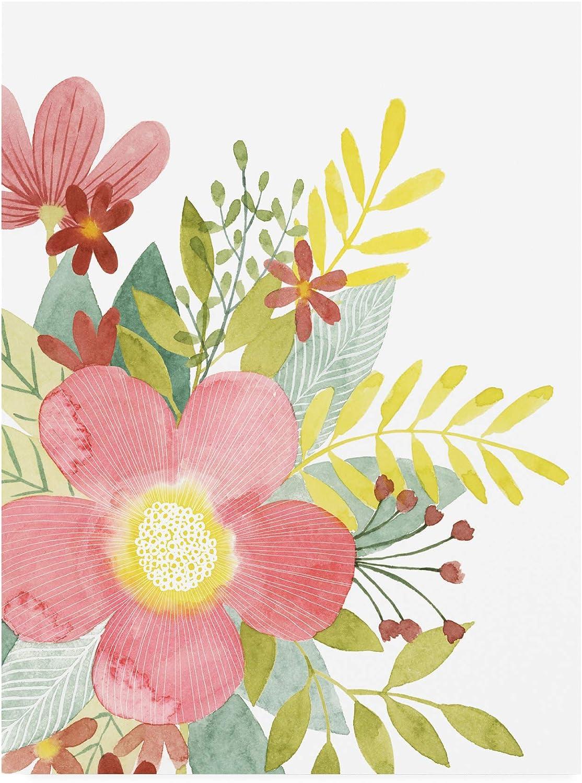 Trademark Fine Art Colossal Florals I by Grace Popp, 14x19