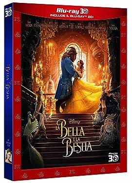 Beauty and the Beast - Kaunotar ja hirviĂs [Blu-Ray]+[Blu-Ray 3D] (IMPORT) (No English version)