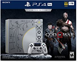 PlayStation 4 Pro 1TB Limited Edition Console - God of War Bundle [Discontinued]