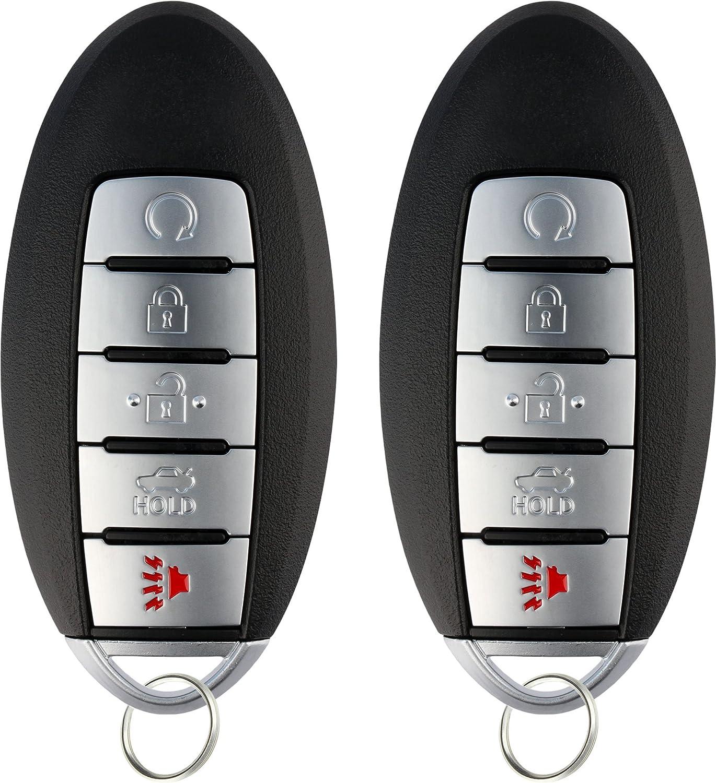 KeylessOption Keyless Entry Remote Starter Key High quality Smart mart for Fob Car