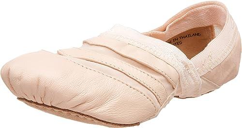 Capezio Wohommes Libreform Ballet chaussures,lumière rose,9 W US