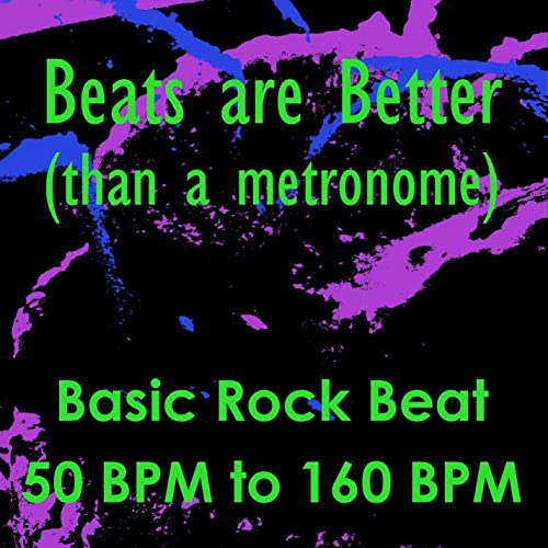 Basic Rock Beat 90 BPM by Beats are Better (than a metronome