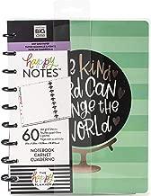 Me & My Big Ideas PLNO-73 Happy Planner Medium Notebook W/60 Sheets-One Kind World
