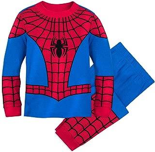 2 3 years spiderman costume