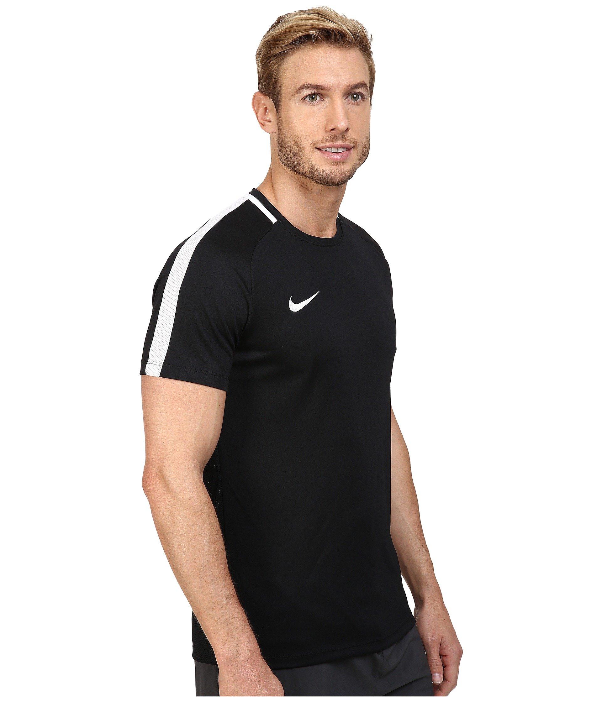 white Shirt Dry Soccer Black Nike white Academy w8OY1qqB