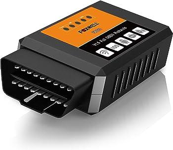 FOXWELL FW601 Obd2 Scanner WiFi Code Reader Car Diagnostic Tool