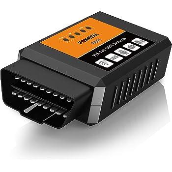 ELM327 bluetooth OBDII Car Diagnostic Scanner Code Reader Tool for IOS YN RDRK