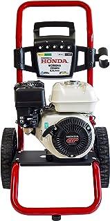 WASPPER ? Hidrolimpiadora de Gasolina Honda GP 200-2900 PSI ? 196cc con Potencia de Alta presión Jet Hidrolimpiadora Profesional W2900HA portátil Limpiadora para Autos y Patios