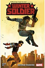 Winter Soldier: Second Chances (Winter Soldier (2018-2019)) Kindle Edition