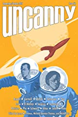 Uncanny Magazine Issue 6: September/October 2015 Kindle Edition