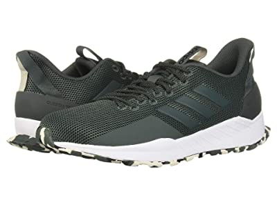 adidas Running Questar Trail (Legend Ivy/Legend Ivy/Raw White) Men