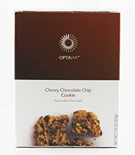 Optavia Chewy Chocolate Chip Cookie - 7 Servings