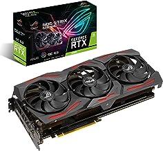 ASUS ROG Strix NVIDIA GeForce RTX 2060 EVO OC Edition Axial-tech Fan Design, MaxContact Technology, Auto-Extreme 6GB GDDR6...