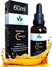 Vitamin C Serum for Face and eyes 20% 60ml with Hyaluronic