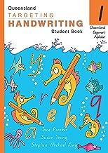 QLD Targeting Handwriting Student Book Year 1