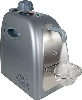 Gemoro 0375 Black Diamond Brilliant Spa Personal Sized Gray Slate Steam Cleaner, 16-Ounce