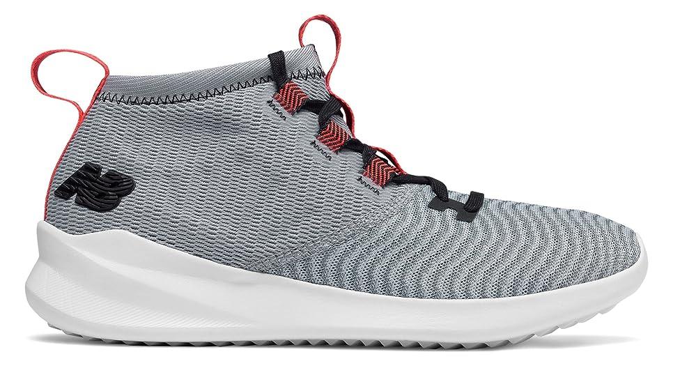 予測交じるグリル(ニューバランス) New Balance 靴?シューズ レディースライフスタイル Cypher Run Silver Mink with Vivid Coral シルバー ミンク ヴィヴィッド コーラル US 8 (25cm)