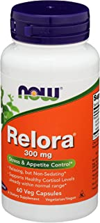 Now Foods, Relora, 300 mg, 60 Veg Capsules - By ROYALISTA.RON (UAE)