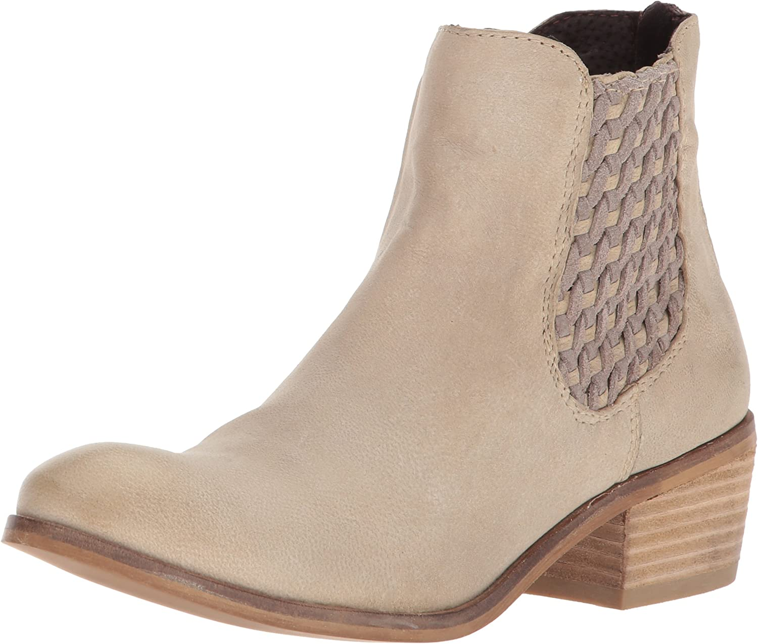 Sbicca Womens Harem Ankle Boot