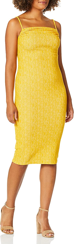 BCBGeneration Women's Abstract Stripe Sheath Dress