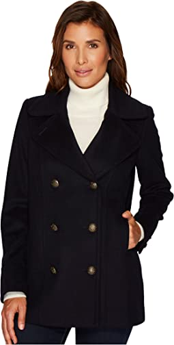 Pendleton - Notch Collar Peacoat