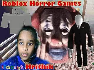 Clip: Roblox Horror Games - Gameplay Hrithik