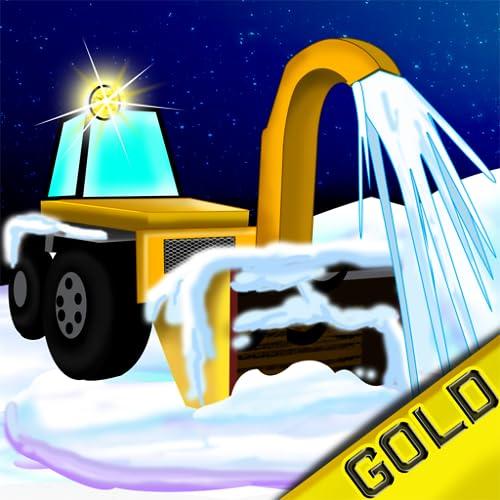 Verärgerte Nachbarn lustige Show - Der kalte Winter Schneefräse Gold-Kampf