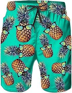 Rave on Friday Men's Swimming Trunks 3D Printed Summer Swim Shorts Quick Drying Swimming Trunks Sport Beach Shorts S-XXL
