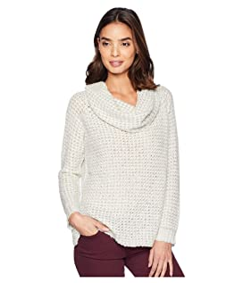 Be There In Ten Cowl Neck Sweater