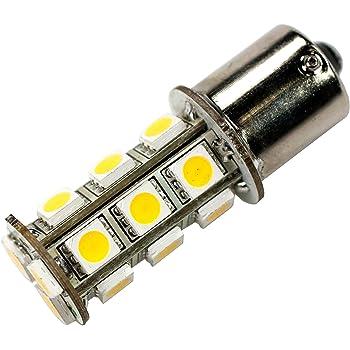 Pack of 6 Arcon 50493 Soft White 12 Volt 24-LED Bulb,
