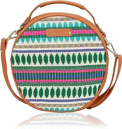 New Pickleball Sling Bag Black Lazer Small Shoulder Sports Bag