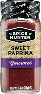 The Spice Hunter Paprika, Sweet, Ground, 1.9-Ounce Jar