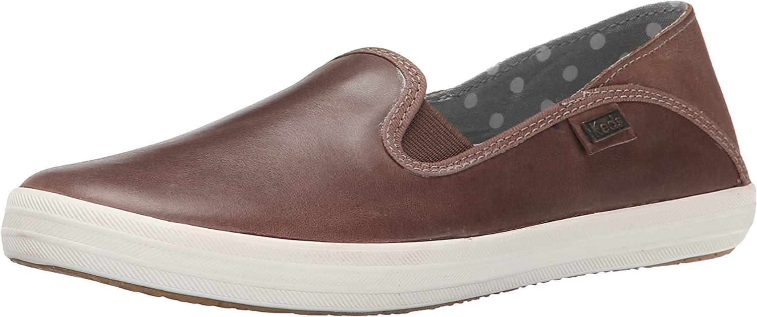 Keds Womens Crashback Leather Sneakers