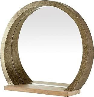 Cyan Design 08323 Rising Radius Mirror Large