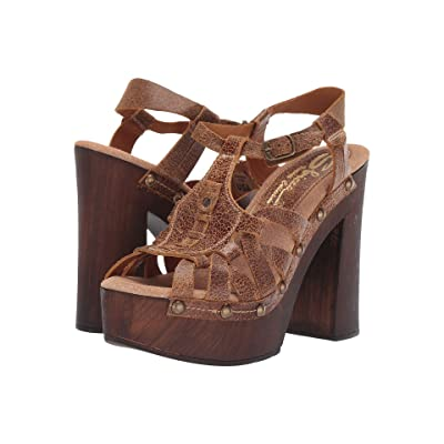 Sbicca Bath (Cognac) High Heels
