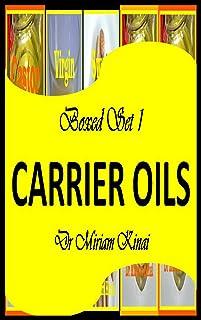 Boxed Set 1 Carrier Oils Guide (Carrier Oils Boxed Set)