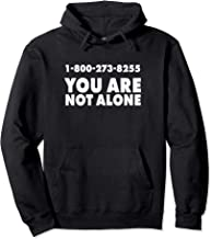 you are not alone hotline