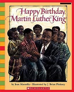 Happy Birthday, Martin Luther King (Turtleback School & Library Binding Edition) (Scholastic Bookshelf)