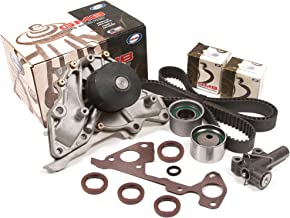 Evergreen TBK323HWP2 Fits 03-06 Kia Sorento 3.5L DOHC G6GU Timing Belt Kit GMB Water Pump