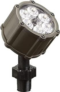 Kichler 15742BBR Accent LED 8.5W 35-Degree Medium, Bronzed Brass