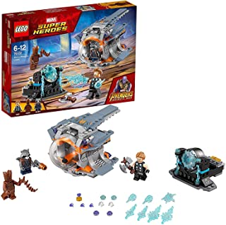 Lego Marvel Avengers Infinity War Thor'S Weapon Quest Playset, Multi-Colour, 76102