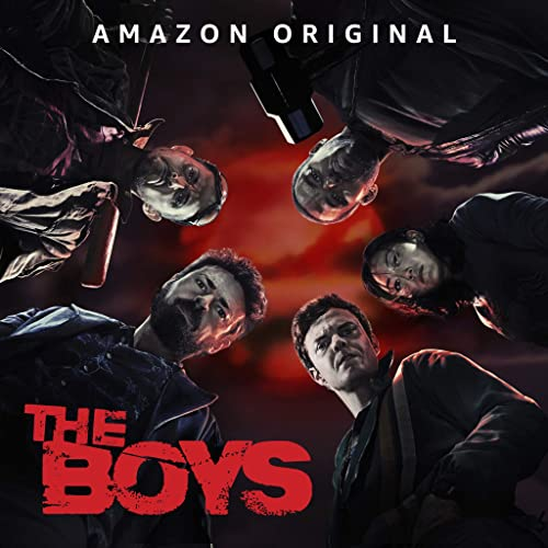 The Boys: Anti-Hero Hype Songs by Joyner Lucas, Jay-Z ...