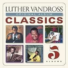 luther vandross original album classics