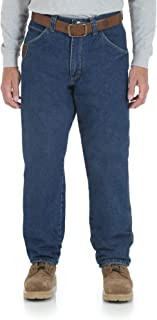 Wrangler Riggs Workwear Men's Lined Relaxed Fit Jean