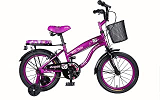 "Vaux Bicycle for Kids- Vaux Angel 16T Kids Bicycle for Girls. Ideal for Cyclist with Height (3'5"" – 4') – Purple."