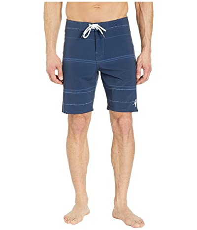 Toes on the Nose Wake Water Boardshorts (Navy) Men