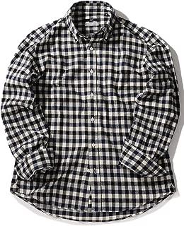 [シップス] ペルヴィアン ピマ チェック ボタンダウン ネルシャツ メンズ 111140504